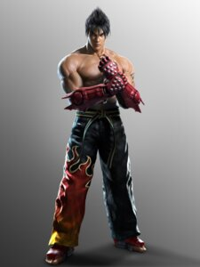 Rating: Questionable Score: 5 Tags: jin_kazama male tekken tekken_tag_tournament_2 User: Yokaiou