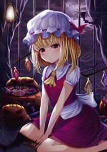 Rating: Safe Score: 13 Tags: flandre_scarlet halloween nankam touhou wings User: Dreista