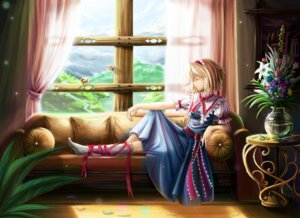 Rating: Safe Score: 22 Tags: alice_margatroid saber_01 touhou User: charunetra