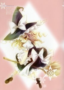 Rating: Safe Score: 10 Tags: fururi hinayuki_usa kirisame_marisa touhou witch User: admin2