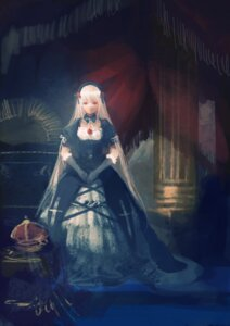 Rating: Safe Score: 26 Tags: dress lolita_fashion rozen_maiden suigintou yoru_(xueyinye) User: charunetra
