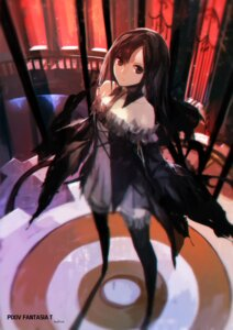Rating: Safe Score: 72 Tags: dress pixiv_fantasia pixiv_fantasia_fallen_kings swd3e2 thighhighs User: tbchyu001