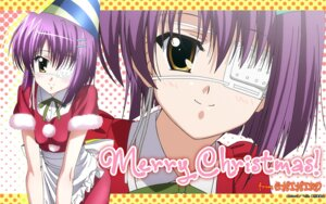 Rating: Safe Score: 15 Tags: christmas ef_~a_fairytale_of_the_two~ eyepatch shindou_chihiro wallpaper User: edogawaconan