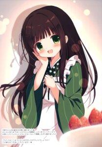 Rating: Safe Score: 33 Tags: brown_sugar gochuumon_wa_usagi_desu_ka? maid miyasaka_nako ujimatsu_chiya wa_maid User: Twinsenzw