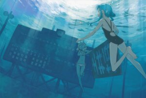 Rating: Safe Score: 22 Tags: bikini chiaki fumika kuroboshi_kouhaku shigofumi swimsuits User: Radioactive