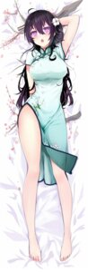 Rating: Safe Score: 86 Tags: beifeng_han chinadress dakimakura miyaura_sanshio User: Radioactive