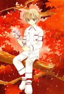 Rating: Safe Score: 4 Tags: card_captor_sakura clamp li_syaoran male User: Share