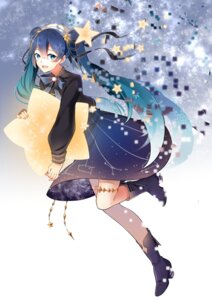 Rating: Safe Score: 28 Tags: freeze hatsune_miku heels vocaloid User: Mr_GT