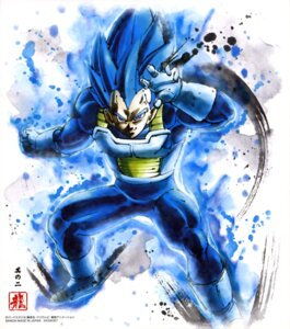 Rating: Safe Score: 6 Tags: dragon_ball dragon_ball_super vegeta User: drop