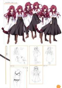 Rating: Safe Score: 8 Tags: 11eyes character_design chikotam kusakabe_misuzu seifuku User: crim