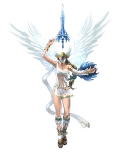 Rating: Questionable Score: 16 Tags: cleavage elysium pantsu see_through soul_calibur soul_calibur_v sword weapon wings User: Radioactive