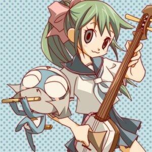 Rating: Safe Score: 4 Tags: azumaya_koyuki dororo guitar keroro_gunsou seifuku takamoriwako User: cch2010