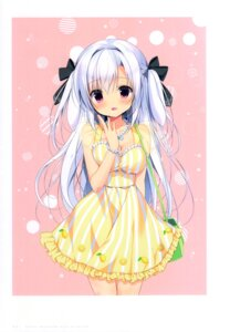 Rating: Safe Score: 18 Tags: canvas+garden cleavage dress miyasaka_miyu shionomiya_richer tagme User: lightsnow