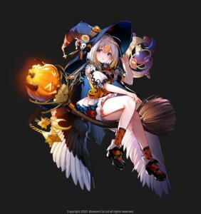 Rating: Safe Score: 28 Tags: halloween lentain skirt_lift tagme wings witch yasei_shoujo User: BattlequeenYume