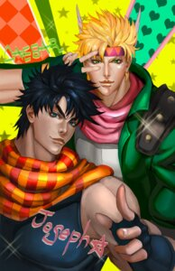 Rating: Safe Score: 5 Tags: caesar_zepelli jojo's_bizarre_adventure joseph_joestar male mingou91 User: Radioactive