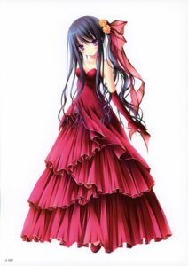 Rating: Safe Score: 20 Tags: dress love_kano tinkle User: fireattack