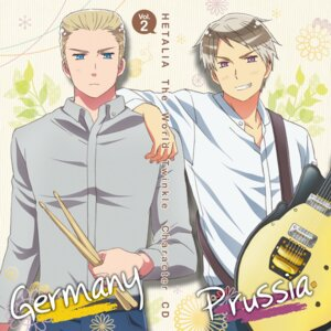 Rating: Safe Score: 6 Tags: disc_cover germany guitar hetalia_axis_powers hetalia_world_series male prussia User: blooregardo