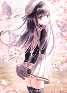 Rating: Safe Score: 31 Tags: card_captor_sakura daidouji_tomoyo eumi_114 seifuku thighhighs User: Mr_GT