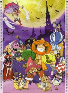 Rating: Safe Score: 7 Tags: brook calendar cleavage franky halloween horns inuppe kumashi lola monkey_d_luffy nami nico_robin one_piece perona tony_tony_chopper usopp victoria_cindry wings User: blooregardo