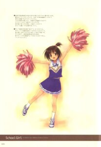 Rating: Safe Score: 11 Tags: cheerleader goto-p User: Radioactive