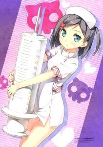 Rating: Safe Score: 109 Tags: hentai_ouji_to_warawanai_neko kantoku nurse tsutsukakushi_tsukiko User: Twinsenzw