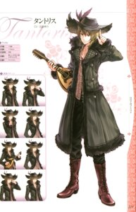 Rating: Safe Score: 8 Tags: atelier atelier_rorona kishida_mel male profile_page tantris User: Radioactive
