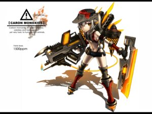 Rating: Questionable Score: 38 Tags: anthropomorphization gia gun sword wallpaper User: EternalToXicity16