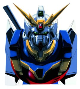 Rating: Safe Score: 2 Tags: gundam gundam_wing mecha tagme User: Radioactive