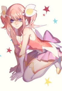 Rating: Safe Score: 29 Tags: cleavage dj.adonis heels league_of_legends luxanna_crownguard thighhighs User: charunetra