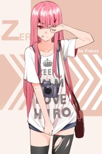 Rating: Safe Score: 23 Tags: darling_in_the_franxx horns nonh_(wormoftank) thighhighs torn_clothes zero_two_(darling_in_the_franxx) User: yanis