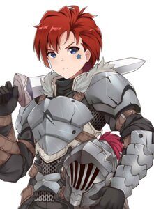 Rating: Safe Score: 13 Tags: armor aslind_samure cosplay goblin_slayer julia_(idolm@ster) sword the_idolm@ster the_idolm@ster_million_live! User: Radioactive