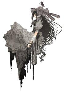 Rating: Safe Score: 26 Tags: dress hoshino_yukiko lolita_fashion User: Radioactive