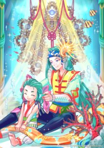 Rating: Safe Score: 4 Tags: asian_clothes hayosena male User: charunetra