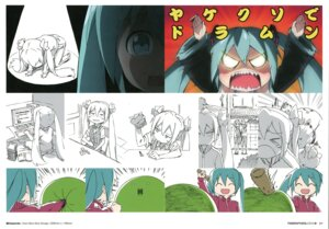 Rating: Safe Score: 21 Tags: hatsune_miku kanzaki_hiro tabgraphics vocaloid weapon User: fireattack