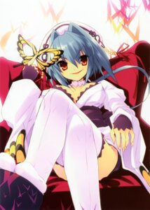 Rating: Questionable Score: 19 Tags: chouun cleavage ito_noizi koihime_musou no_bra thighhighs User: Share