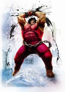 Rating: Safe Score: 5 Tags: capcom final_fight hugo_andore ikeno_daigo male street_fighter street_fighter_iii street_fighter_iv User: Yokaiou