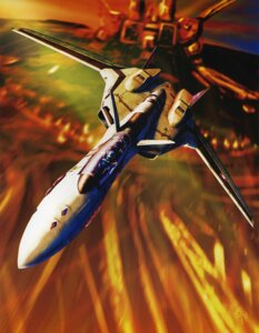 Rating: Safe Score: 8 Tags: binding_discoloration macross macross_plus mecha tenjin_hidetaka User: oldwrench