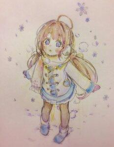 Rating: Questionable Score: 27 Tags: color_issue hinatsuru_ai ryuuou_no_oshigoto! sketch yano_akane User: h71337