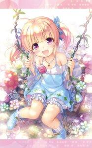 Rating: Questionable Score: 39 Tags: august bloomers bra dmm_games dress iris_mysteria!_~shoujo_no_tsumugu_yume_no_hiseki~ lily_(iris_mysteria!) natsuno_io User: 糖果部部长