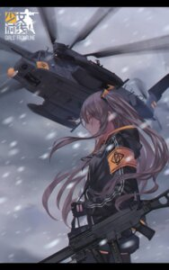 Rating: Safe Score: 11 Tags: girls_frontline gun litra_(ltr0312) ump45_(girls_frontline) User: animeprincess
