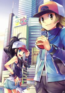 Rating: Safe Score: 25 Tags: jigglypuff mantyke pikachu pokemon tomone touko_(pokemon) touya_(pokemon) User: Radioactive