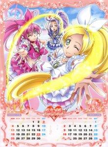 Rating: Safe Score: 3 Tags: calendar houjou_hibiki hummy minamino_kanade pretty_cure siren_(suite_precure) suite_pretty_cure takahashi_akira User: crim