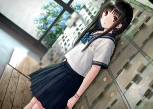 Rating: Safe Score: 25 Tags: kazuharu_kina seifuku User: Mr_GT
