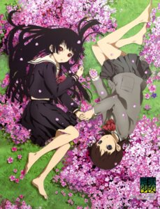 Rating: Safe Score: 24 Tags: enma_ai jigoku_shoujo jigoku_shoujo_mitsuganae mikage_yuzuki User: charly_rozen