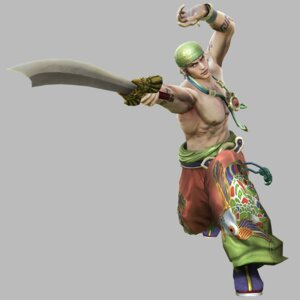 Rating: Safe Score: 4 Tags: male soul_calibur soul_calibur_iv sword yun-seong User: Yokaiou