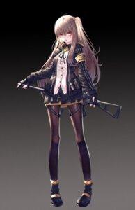 Rating: Safe Score: 22 Tags: girls_frontline gun hongsung0819 pantyhose ump45_(girls_frontline) User: Dreista