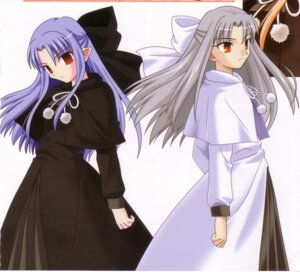 Rating: Safe Score: 3 Tags: len melty_blood takeuchi_takashi tsukihime type-moon white_len User: shadow_Hiei