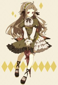 Rating: Safe Score: 28 Tags: dress garter lolita_fashion nobuyo_ninomiya User: KazukiNanako