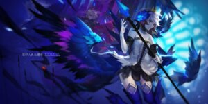 Rating: Safe Score: 37 Tags: gwendolyn odin_sphere swd3e2 thighhighs weapon User: Mr_GT