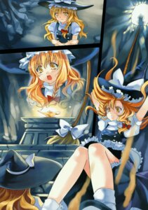 Rating: Safe Score: 4 Tags: kirisame_marisa moe_shoujo_ryouiki tenshimuma touhou User: midzki